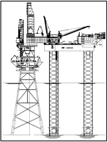 mariner platform jack up rig statoil