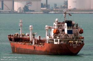 sp brussels tanker hijack