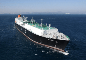 The LNG Carrier Abdelkader built Hyundai Heavy and selected as one of the world's best ships in 2010.