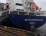 HR Recommendation Refloated in Charleston Harbor