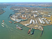 New York Harbor Oil Terminals Expected to Operate Through Strike