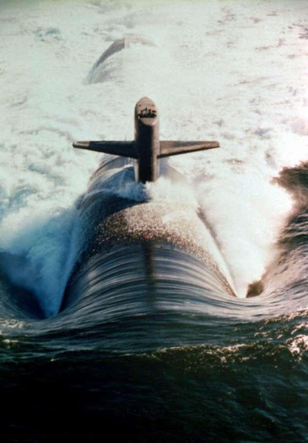 uss jacksonville fast attack submarine