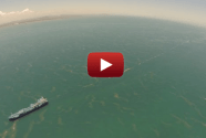 Ship Video of The Week (Or Year!) – Quadcopter HD GoPro, Seaman Style