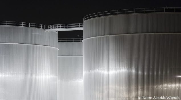 oil storage tanks minah raysut salalah port