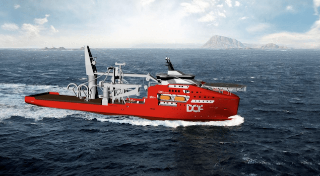 OSCG for DOF Subsea
