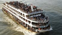 Ferry With Hundreds Aboard Capsizes in Bangladesh