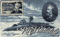 Maritime Monday for  February 11th, 2013: RMS Philately