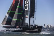Arrest of Oracle's America's Cup Racing Yacht Called Off