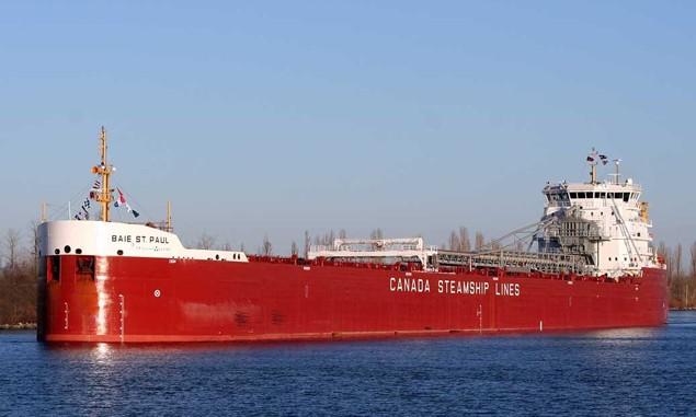 Baie St.Paul csl ship