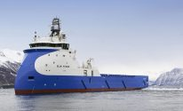 """Blue Power"" Platform Supply Vessel Delivered by Ulstein Verft"