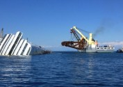 Titan-Micoperi: Costa Concordia Will Be Upright By Summer's End