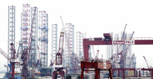 keppel fels shipyard almeida
