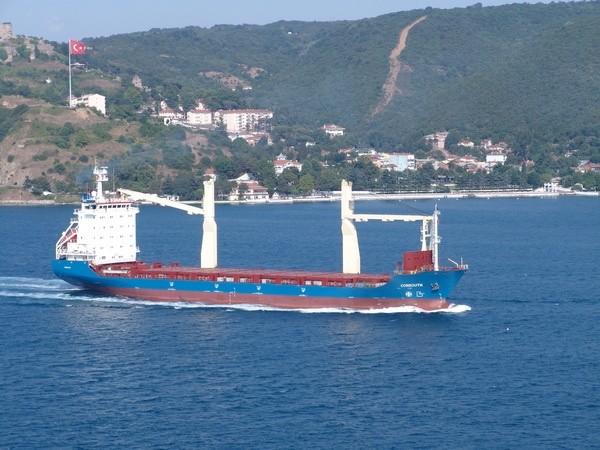 consouth Reederei Erwin Strahlmann