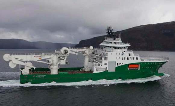 havila phoenix subsea construction vessel