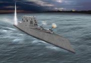 Shutdown Postpones USS Zumwalt Christening