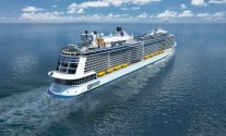 Royal Caribbean's 'Quantum of The Seas' is Shanghai Bound