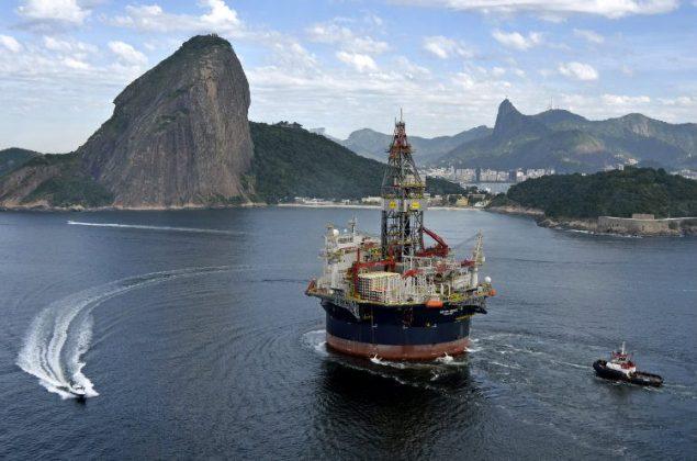 UDW Sevan Brasil. Image courtesy Sevan Drilling