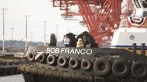 "Harley Marine Names Latest Tractor Tug, ""Bob Franco"""