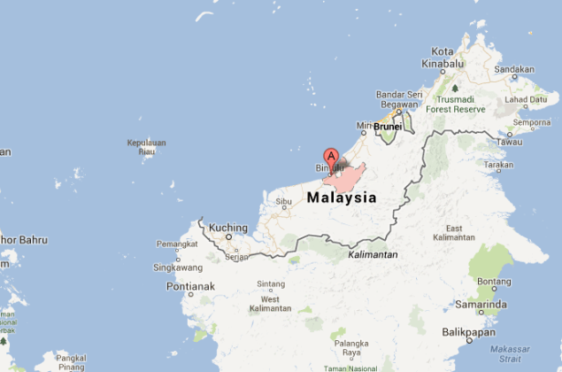 malaysia petronas flng location