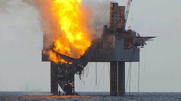 Hercules 265 rig fire