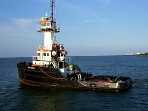 HOS's Erie Service. Photo courtesy Hornbeck Offshore Services