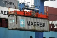 U.K. Warns of Shipping Containers Lurking in English Channel