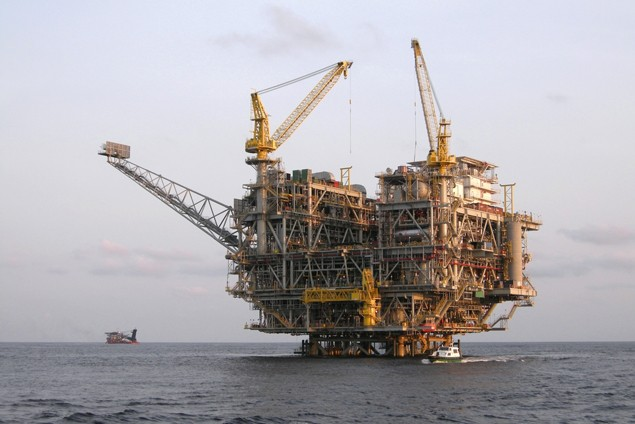 oil gas platform angola production energy