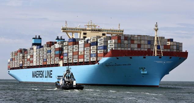 MV Maersk Mc-Kinney Moller