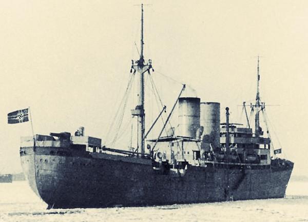 Atlantis (HSK-2, Schiff 16)
