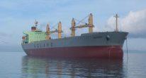 Filipino Sailor Killed on Board J.J. Ugland Bulk Carrier, MV Favorita