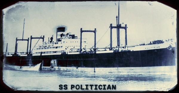 SS Politician