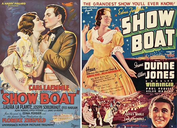 Show Boat early