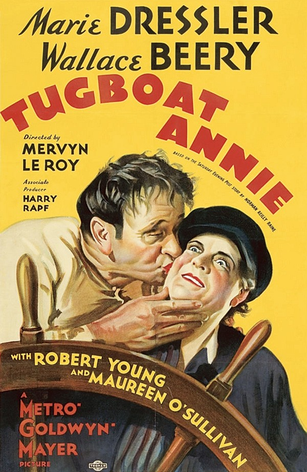 Tugboat Annie (MGM, 1933)