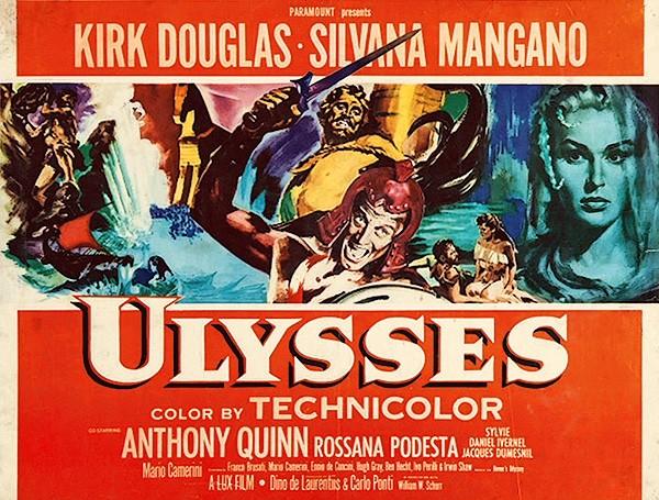 Ulysses lobby card