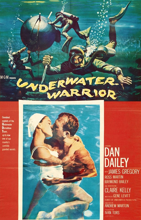 Underwater Warrior (MGM 1958)