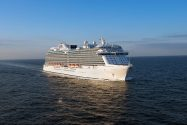 Princess Cruises Confirms Power Outage on New Royal Princess Flagship, Cruise Cancelled