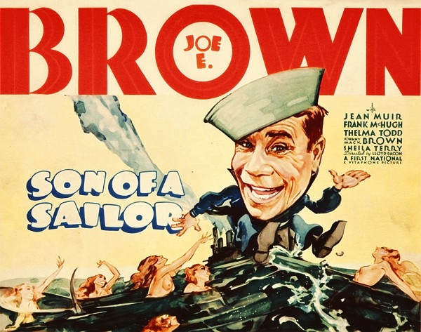 Son of a Sailor (Warner Brothers - First National, 1933)
