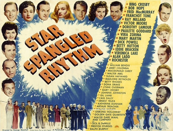 Star Spangled Rhythm (Paramount, 1943)