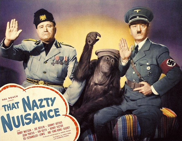 That Nazty Nuisance (United Artists, 1943)