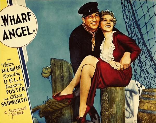 Wharf Angel (Paramount, 1934)