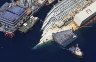 Insurers on Edge as Costa Concordia Salvage Nears