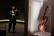 Violin That Played As Titanic Sank Sells For $1.5 Million