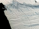 Scientists Tracking Singapore-Size Iceberg Near Antarctica