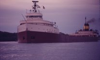Today Marks 40 Years Since the SS Edmund Fitzgerald Sank in Lake Superior