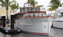 "An Inside Look at JFK's Presidential Yacht, ""Honey Fitz"" [PHOTOS]"