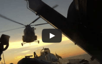 New Video Shows Russian Forces Boarding Greenpeace Vessel Arctic Sunrise