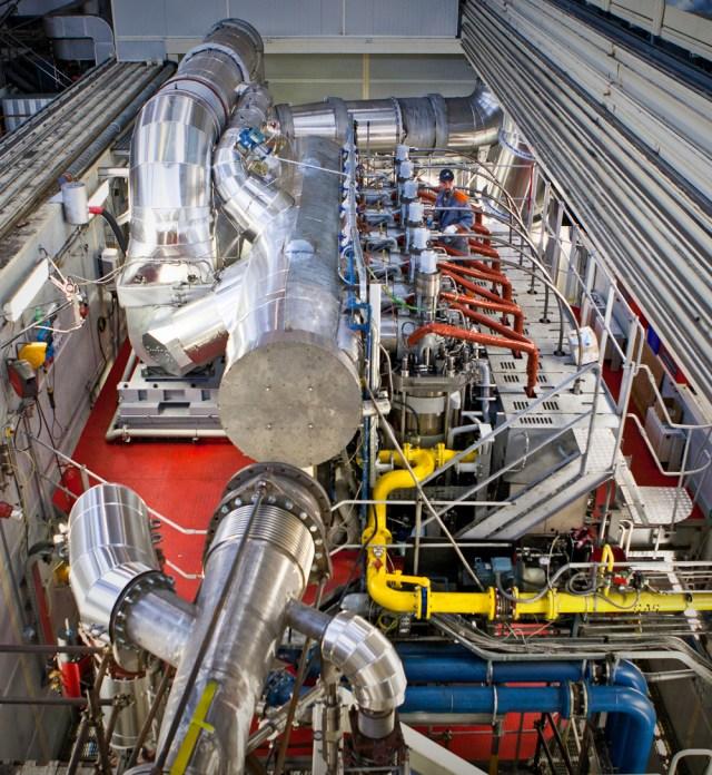 Wärtsilä RT-flex 50DF engine