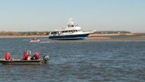 Thirteen Injured After Passenger Ferry Runs Aground in North Carolina