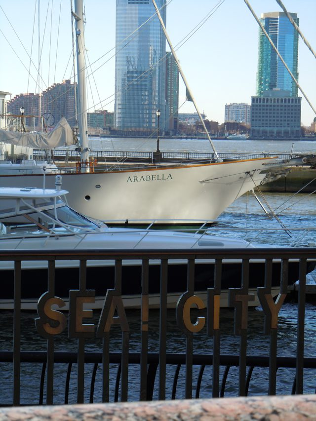 new york city arabella