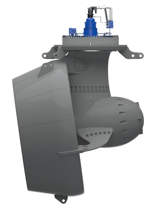 wartsila thruster